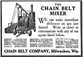 Chain Belt Company (Rexnord); The Chain Belt Mixer