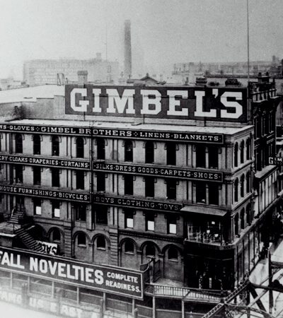 Gimbel Brothers department store