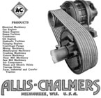 Allis-Chalmers, Milwaukee, Wis., U.S.A.