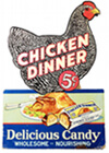 Sperry Candy Company: Chicken Dinner Delicious Candy