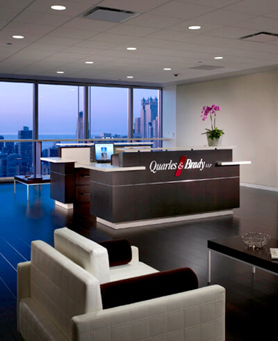 Quarles & Brady Chicago office