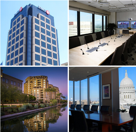 Quarles & Brady opens offices in Tampa, FL, Washington, D.C., Indianapolis, IN, and Scottsdale, AZ.
