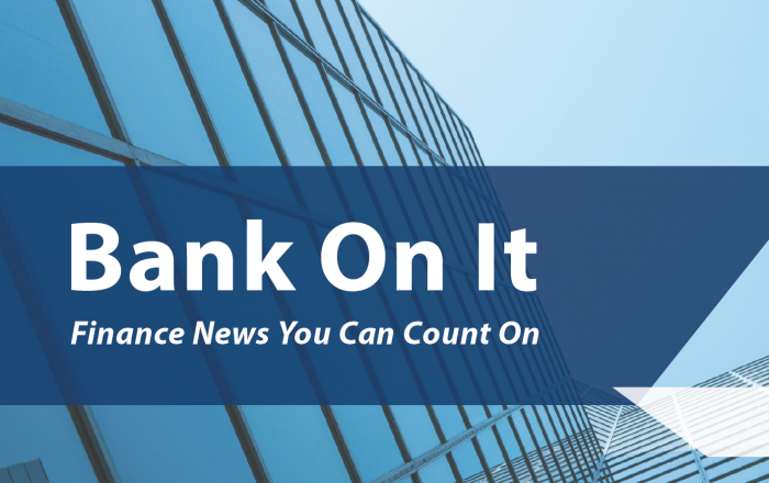 Bank on It Newsletter